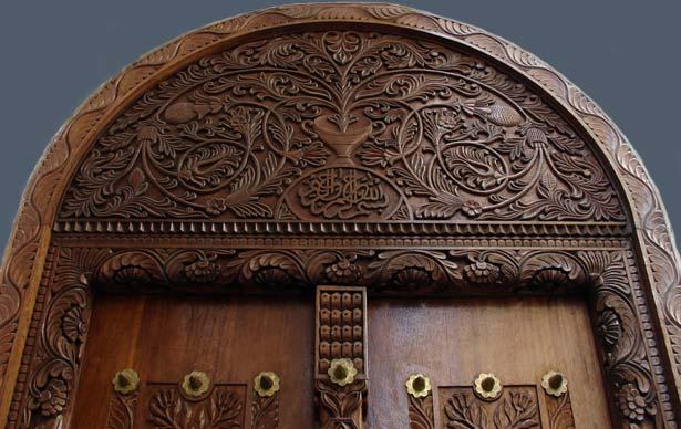 & Zanzibar Doors